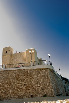 Tower, Stone, Historical, Tourist, Europe, Old