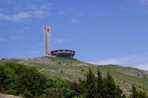 Communism, Monument, Memorial, Construction, Symbol