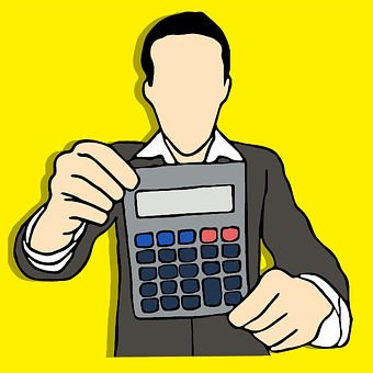 Accountant, Calculate, Calculation, Tax, Numbers