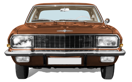 Opel, Admiral, 6zyl, Years 1964-1968