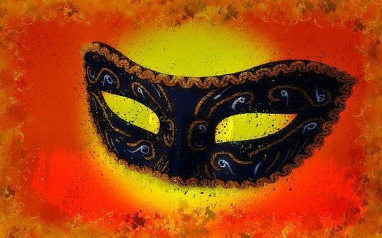 Mask, Carnival, Venice, Italy, Carnival Carnival
