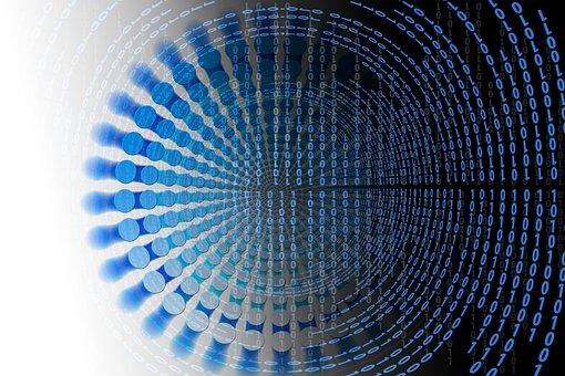 Data, Computer, Internet, Online, Www, Null, One