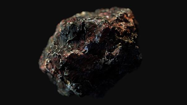 Crystal, Asteroid, Stone, Sparkle, Diamond, Rock, Close
