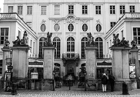 Coselpalais, Dresden, Architecture, Late Baroque