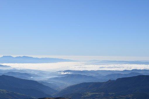 Landscape, Puigmal, High Mountains