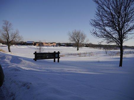 Chicago, Snow, Winter