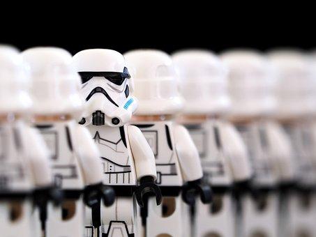 Stormtrooper, Star Wars, Lego, Storm, Trooper, Wrong