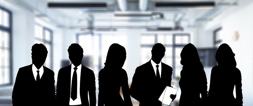 Planning, Plan, Businessmen, Team, Group, Cooperation