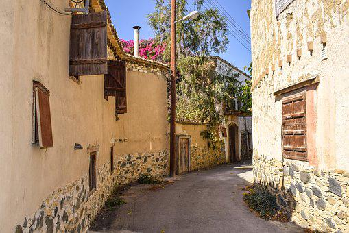 Old Houses, Traditional, Architecture, Backstreet