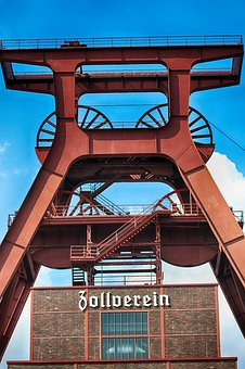 Zollverein, Bill, Industrial, Eat, Zeche Zollverein