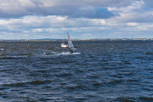 Windsurfer, Blown, Speed