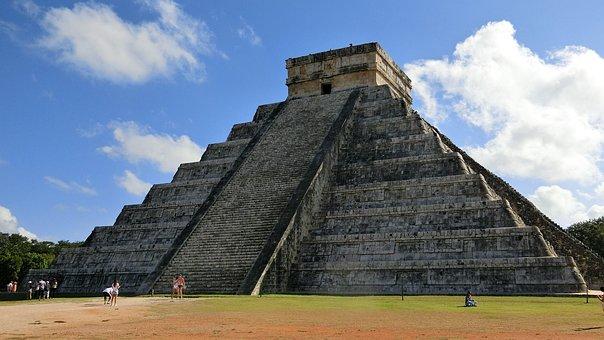 Mexico, Yucatan, Chichen Itza, Civilization, Maya