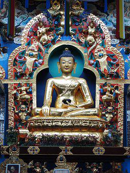 Buddhism, Coorg, Madikeri, Kushalnagar, Monastery