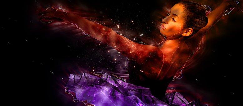 Ballerina, Dancer, Classical, Performance, Elegance