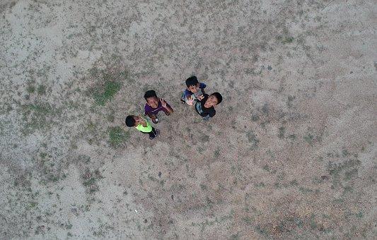 Aerial, Dji Drone, Spark