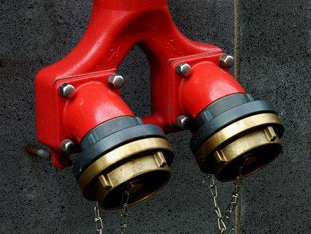 Hydrant, Tap, Watering Hole, Feuerwehrhydrand