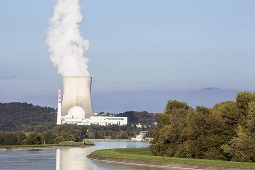 Power Plant, Nuclear Power, Nuclear Power Plant