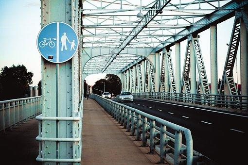 Bridge, Iron, Crossing, The Design Of The, The Viaduct