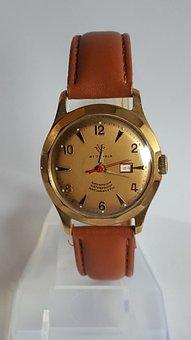 Vintage, Watch, Retro, Time, Antique, Mechanical