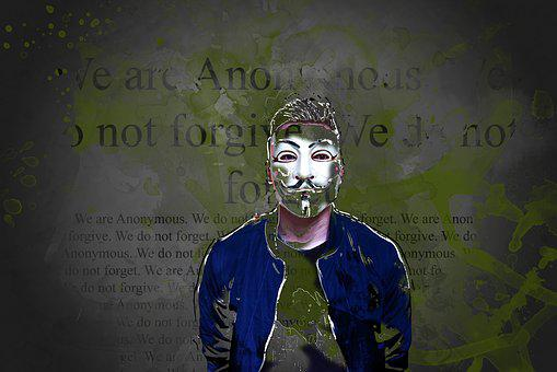 Anonymous, We Are Legion, We Do Not Forgive