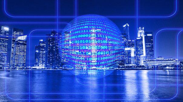 Binary, Binary System, Computer, Binary Code, One, Null