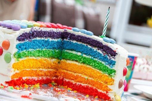 Birthday, Cake, Sweet, Celebration, Birthday Cake
