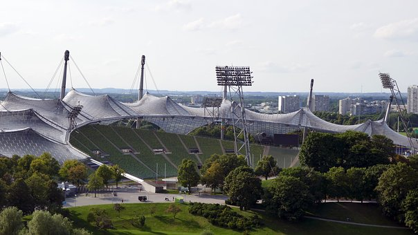 Olympic Park, Recreational Area, Destination, Stadiums