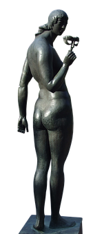 Woman, Naked, Femininity, Female, Art, Erotic, Body