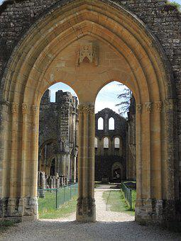 Ruin, Abbey, Monastery, Middle Ages, Monastery Ruins
