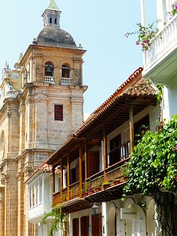 Cartagena, Old Town, Colombia
