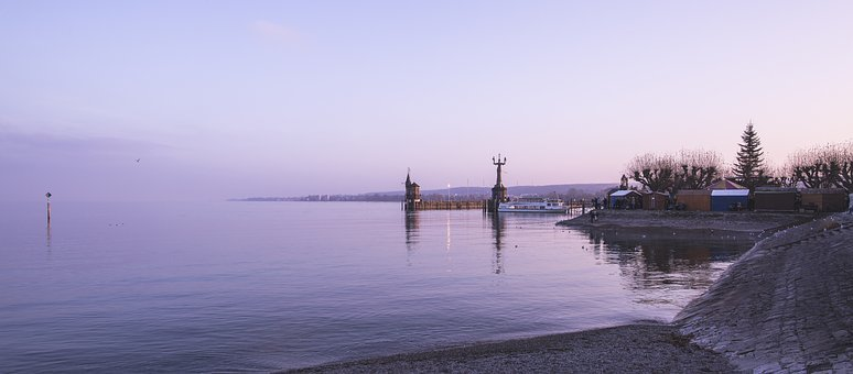 Constance, Lake Constance, Germany, Port