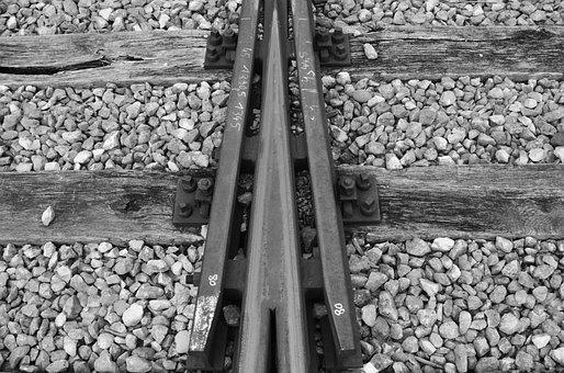 Track, Railroad Track, Seemed, Railway, Railroad Tracks