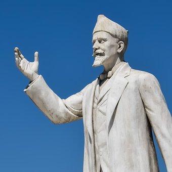 Eleftherios Venizelos, Politician, Sculpture, Statue