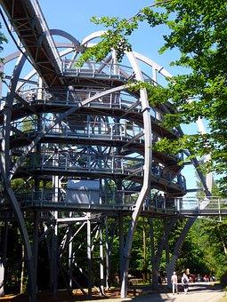 Waldwipfelpfad, Resin, Bad Harzburg, Treetop