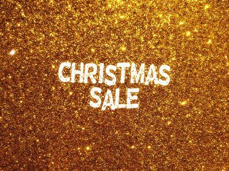 Sale, Christmas, Glitter, Wedding, Invitation