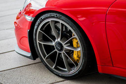 Porsche 911 Gt3, 991, 1, Wheel, Car, Vehicle
