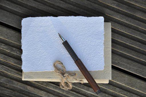 Leave, Writing Tool, Pens, Stationery, Schreiber