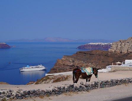 Greece, 2018, Greek, Europe, Travel, Tourism, Sea