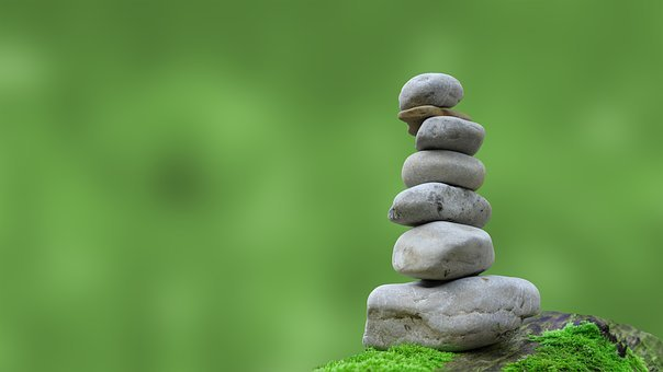 Zen, Stones, Pile, Stack, Meditation, Rocks, Balance