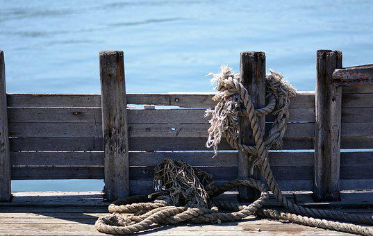 Fishing, Boat, Delerict