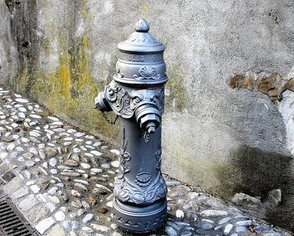 Fire Hydrant, Dashing, Historic, Decorating, Ancient