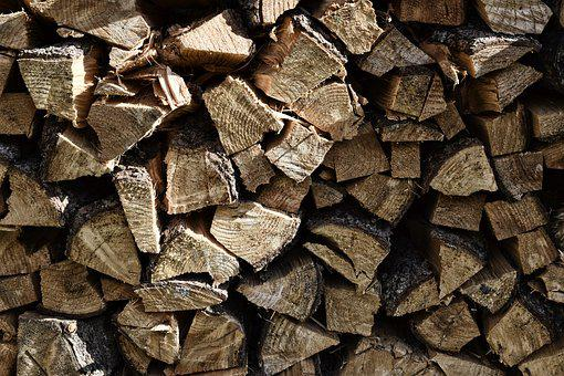 Wood, Firewood, Fire, Heat, Holzstapel, Growing Stock