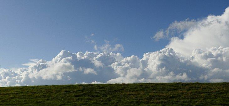 Landscape, Clouds, Nature, Sky, Mood, Clouds Form