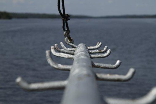 Lake, Finnish, Landscape, Summer, Nature, Water