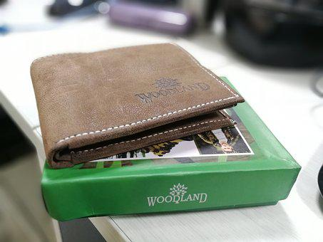 Woodland Wallet, Business, Money, Paper, Currency