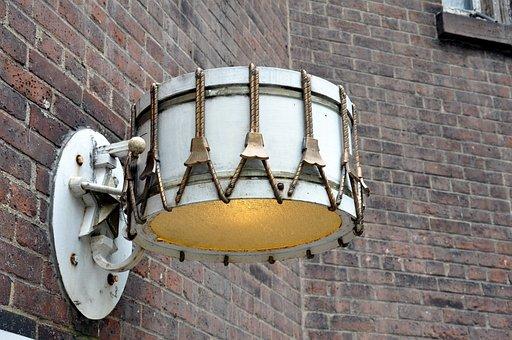 Light, Building, Armory, Central Park, New York City