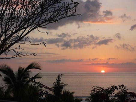 Summer, Sun, Sunrise, Season, Nature, Sunset, Orange
