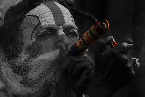 People, Man, Adult, Portrait, Nepal, Nepali Culture