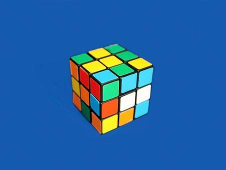 Cube, Rubik, Toy, Game, Puzzle, Intelligence, Play