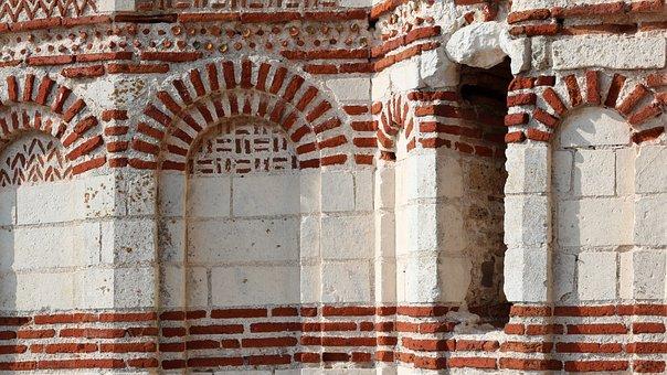 St John, Church, Nesebar, Bulgaria, Architecture